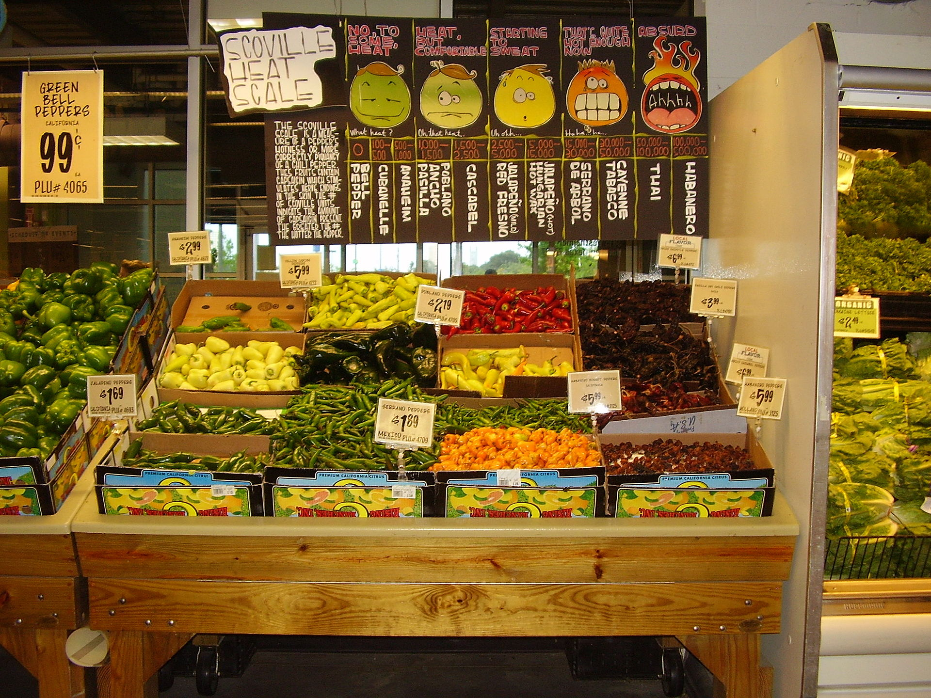 Chilli market photo